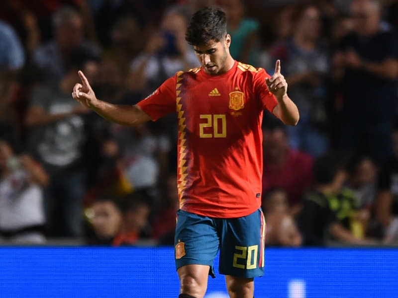 Asensio claims he has never considered leaving Real Madrid