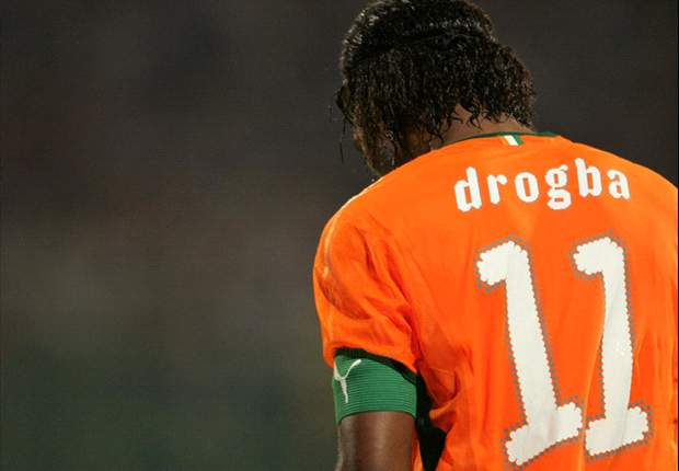 Didier Drogba Quits Cote D'Ivoire National Team