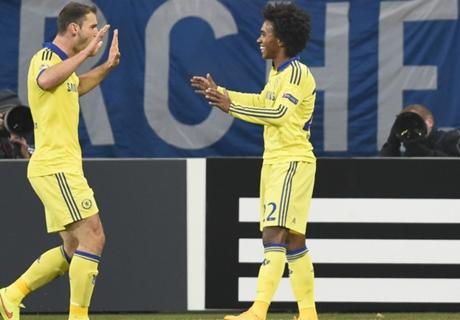 Ligue des Champions : Chelsea étrille Schalke 04 (0-5)