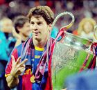 The making of CL top scorer Messi