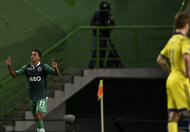 Sporting Lisbon 3-1 Maribor: Nani helps hosts go second