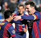Messi breaks Raul's CL record