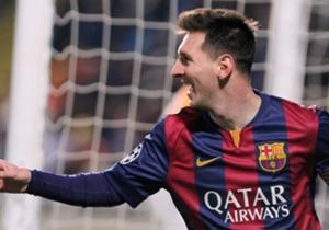 Messi ya no sabe qué records superar.