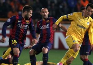 5. Jordi Alba está recuperando su mejor nivel o tal vez ya lo recuperó. El lateral catalán ya vuelve a asistir a gol, es rápido, es preciso y se encuentra en un buen momento. Es el mejor de la defensa y por el lado izquierdo los culés no tienen de qué ...