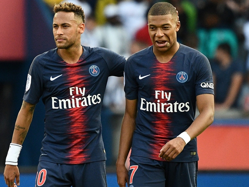 PSG sound Neymar & Mbappe 'respect' warning to Real Madrid