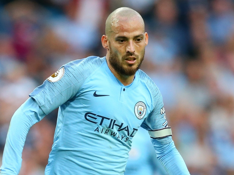 David Silva expects to leave Man City in 2020 and picks ideal destination