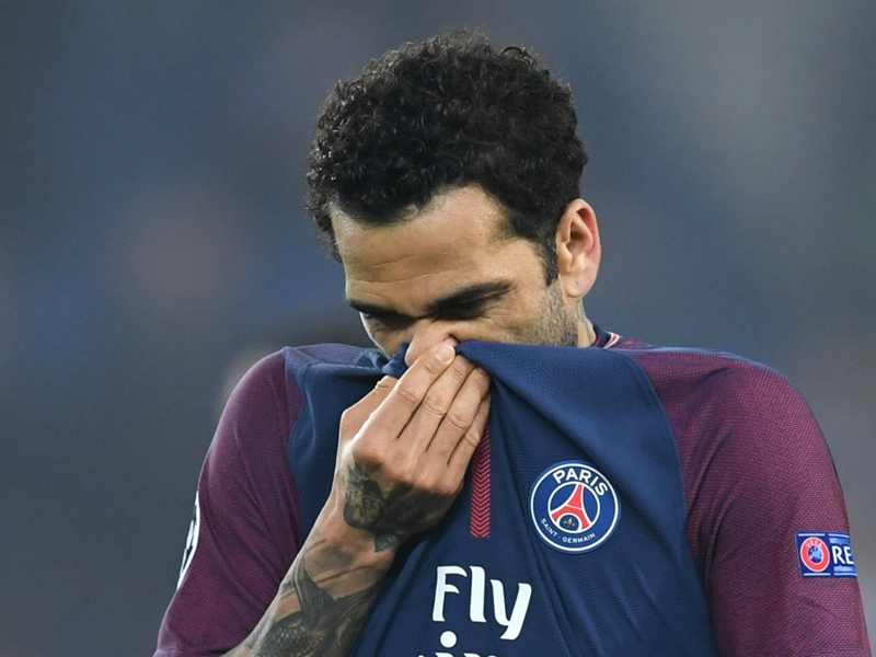 'PSG must be careful of Liverpool' - Dani Alves issues Champions League warning