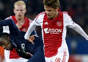 Blaise Matuidi PSG Ajax 11252014