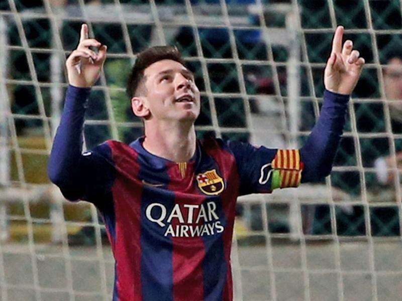 Ultime Notizie: Ennesimo record per Messi: 74 goal, 8 alla vittima preferita... il Milan