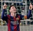Messi, feliz por un nuevo récord
