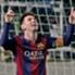 Nadie tiene más goles que Messi en Champions League, competencia que ganó tres veces.