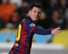 Messi revels in latest milestone