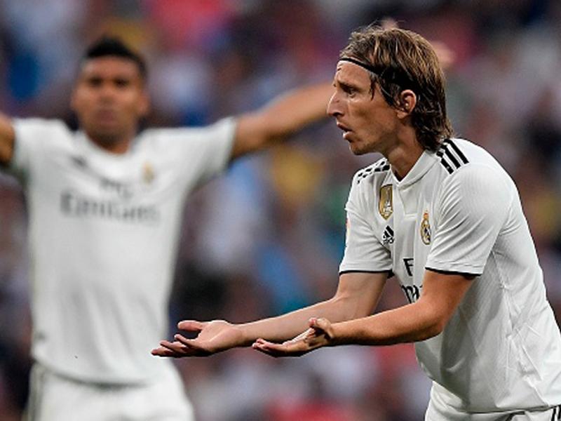 Real Madrid - Plus d'un million d'euros d'amende pour Luka Modric
