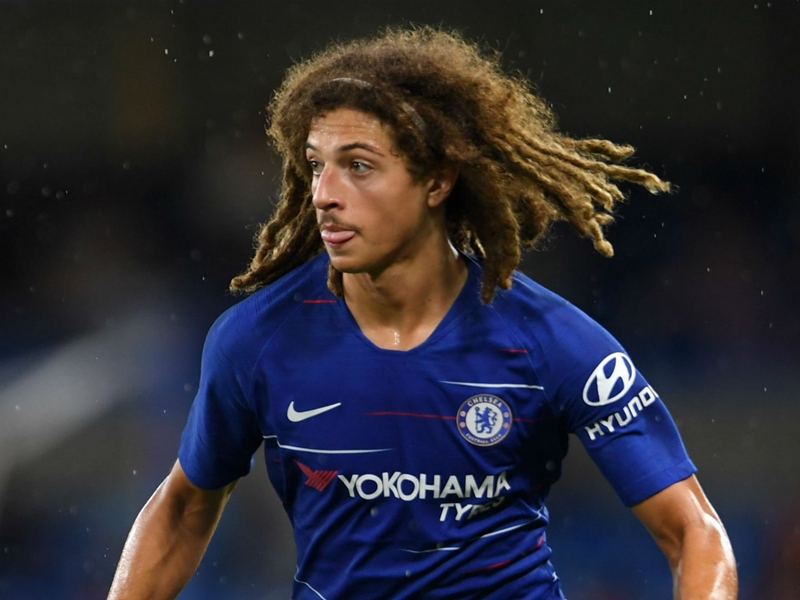 Ampadu billed as better than Ramsey and future captain of Chelsea & Wales