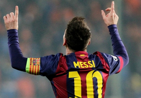 Mourinho quashes Messi rumours