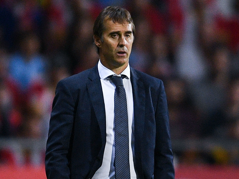 'La Liga should be equal' - Madrid boss Lopetegui hits out at Barcelona Miami game