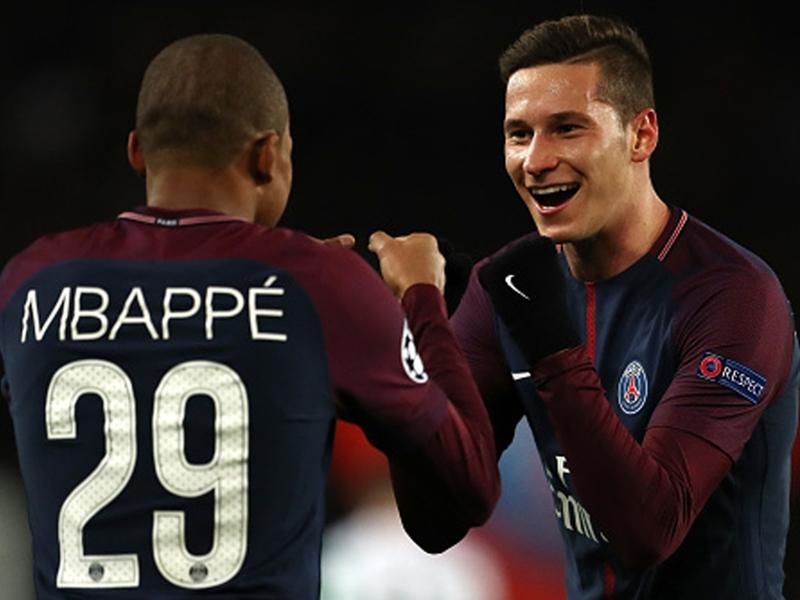 Draxler: Mbappe unlike anything I've ever seen