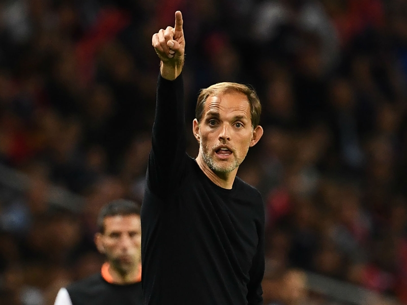 'I know 10' - Record-breaking Tuchel undecided on PSG team to face Liverpool