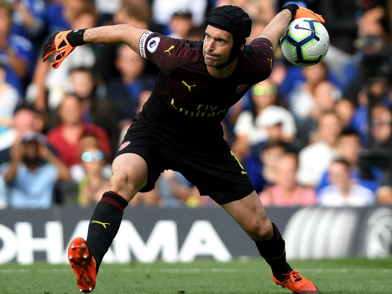 Cech retirement call stuns legendary Arsenal keeper who feels 36-year-old is bowing out too soon