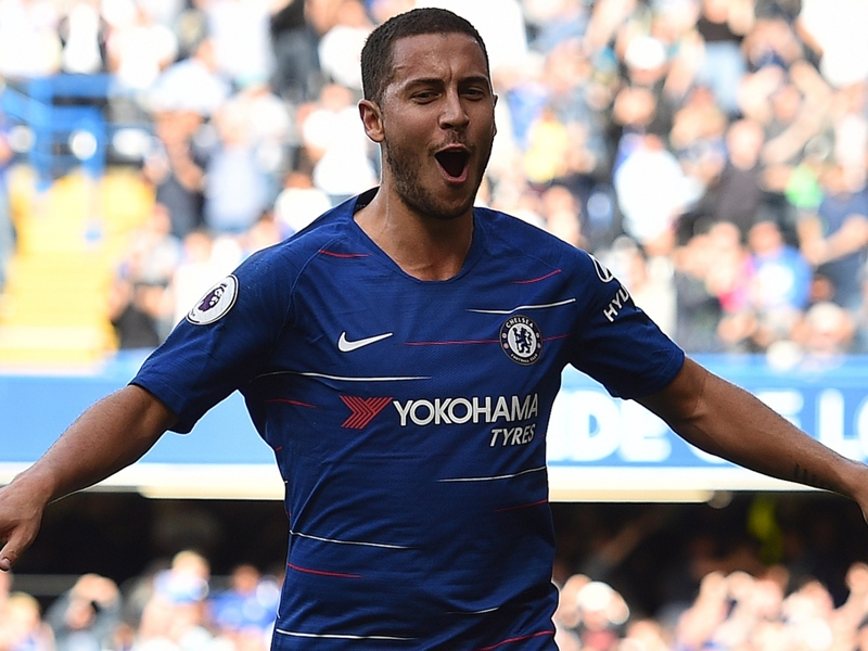 Hazard calls his shots! - Baba reveals Belgian's pre-game prediction routine