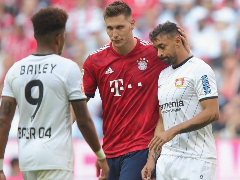 Bayern chief Hoeness slams 'sick and stupid' Bellarabi after Rafinha 'assault'