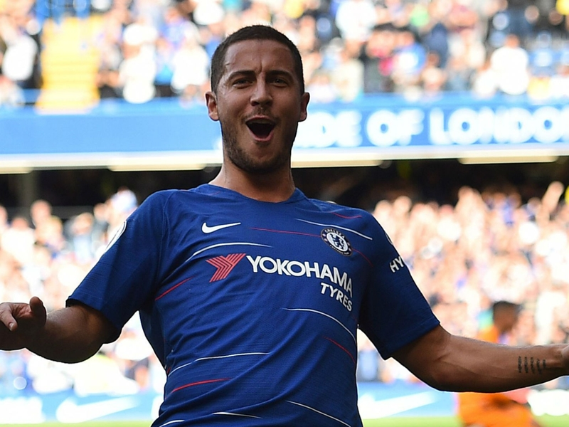 Hazard can score 40 goals for Chelsea - Sarri