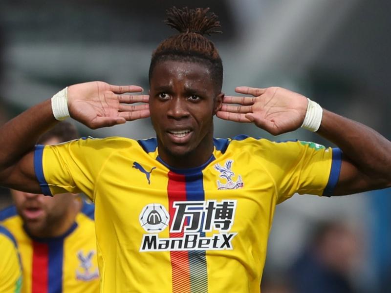 'No dialogue between Borussia Dortmund and Crystal Palace over Zaha', says Hodgson