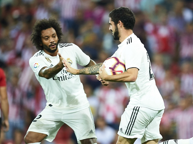 Isco recuses point for Madrid