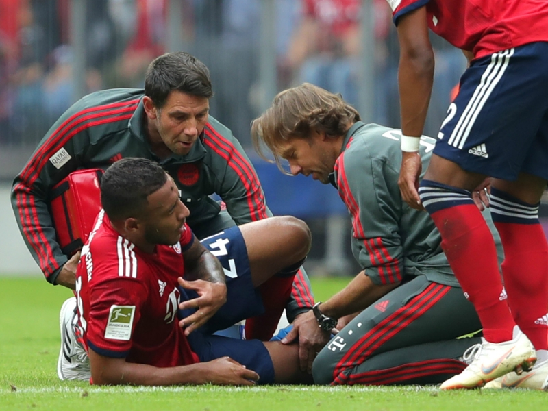 Bayern suffer further injury nightmare as Tolisso and Rafinha face months out