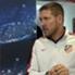 Il tecnico dell'Atletico Madrid, Diego Simeone