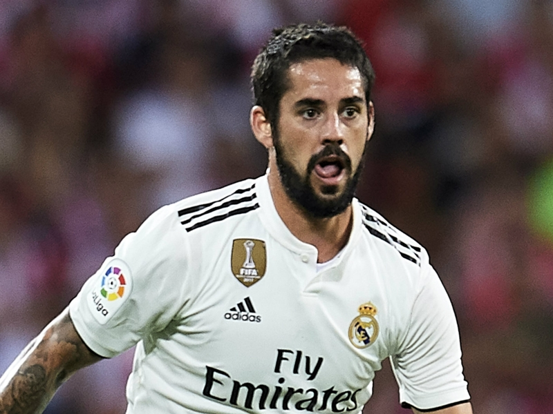 Isco accepts Lopetegui rotation following late Athletic Bilbao draw