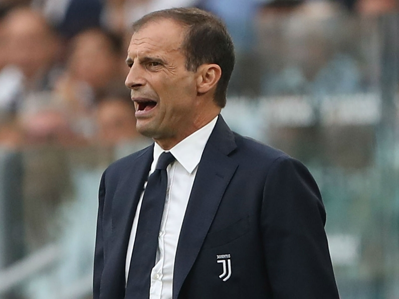 'Juventus will fine Costa' - Allegri reveals winger's punishment after spitting incident