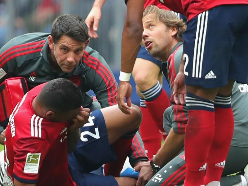Bayern's Tolisso eyes 2019 return after cruciate ligament tear