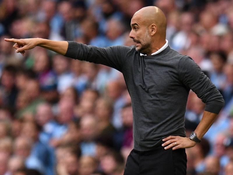 Manchester City, Guardiola élogieux envers ses troupes