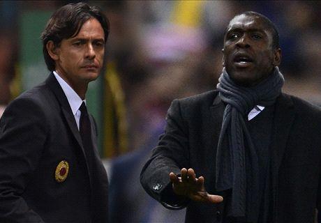 Fotografia Milan: Seedorf meglio di Pippo