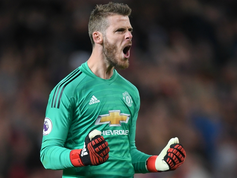 De Gea is the Messi of goalkeepers, says Foster