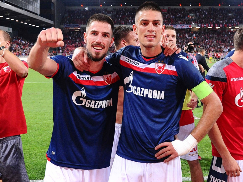 Degenek hopes Red Star can rekindle Savicevic, Stankovic and Mihajlovic glory days in CL