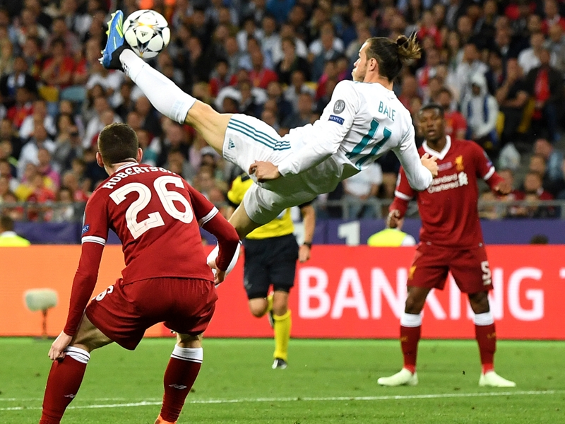 Bale's match winning European Cup final brace for Madrid was born out of anger
