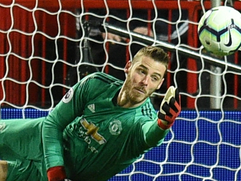 'De Gea is the Messi of goalkeepers' - Foster hails Man Utd star