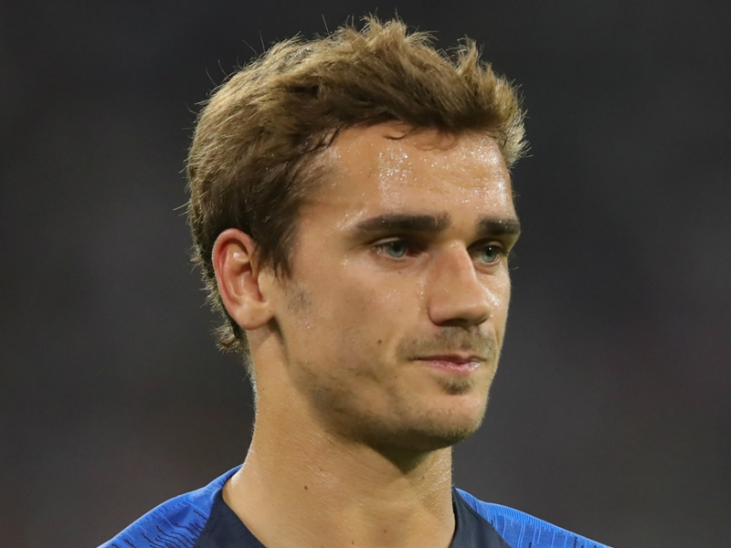 'I already sit where Messi and Cristiano are' - Atletico's Griezmann in bold claim