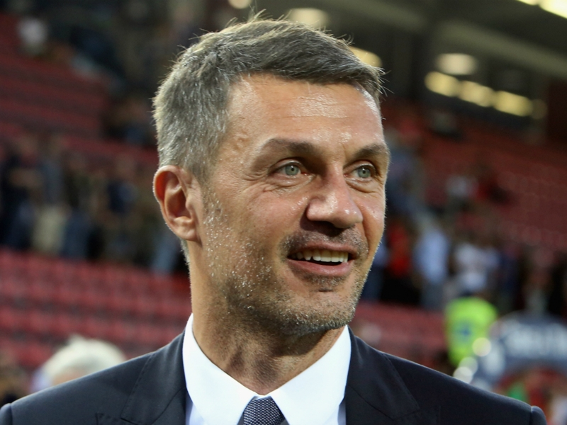Maldini admits AC Milan are a 'long way off' Juventus