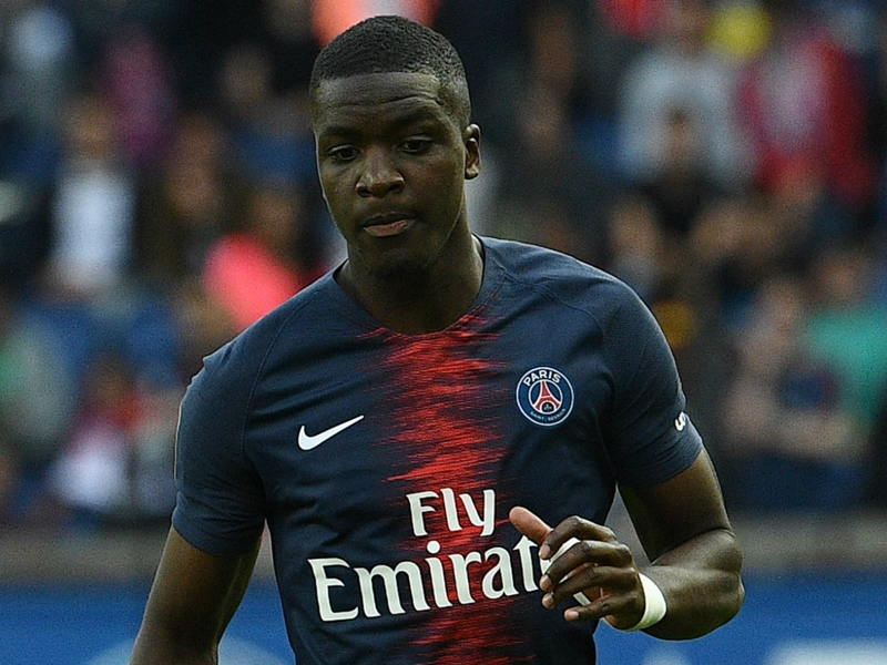 Nsoki signs first professional contract with PSG