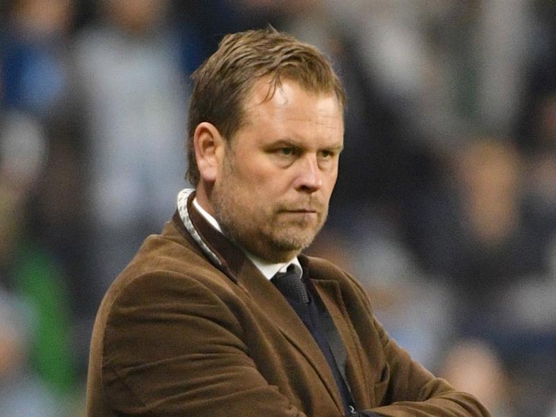 San Jose Earthquakes drop Stahre as head coach