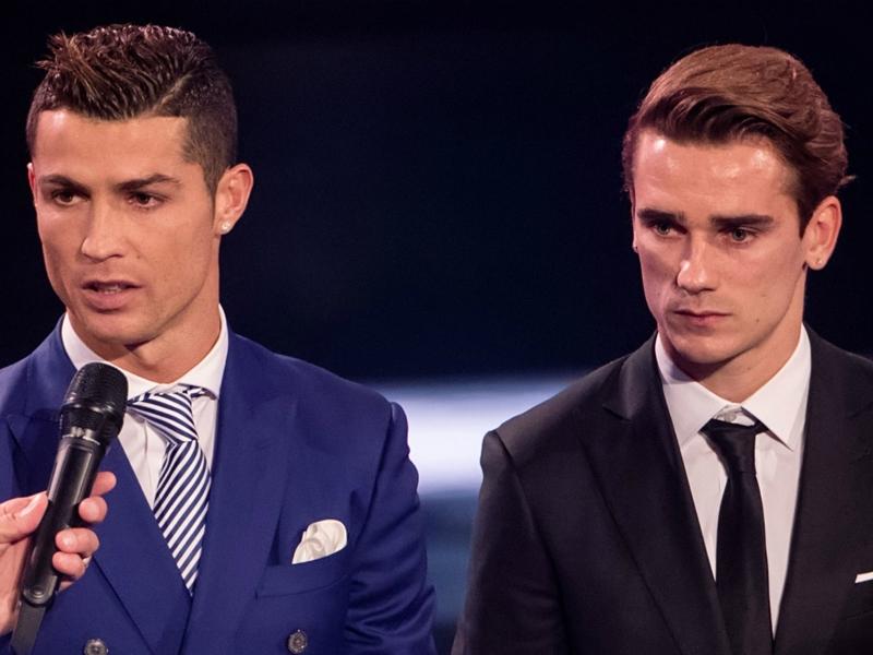 Jardim backs Ronaldo to beat Griezmann and Modric in Ballon d'Or battle
