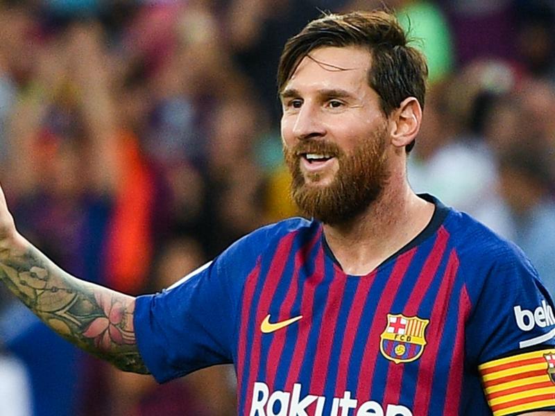 Barcelona captaincy has changed Messi, says Bartomeu