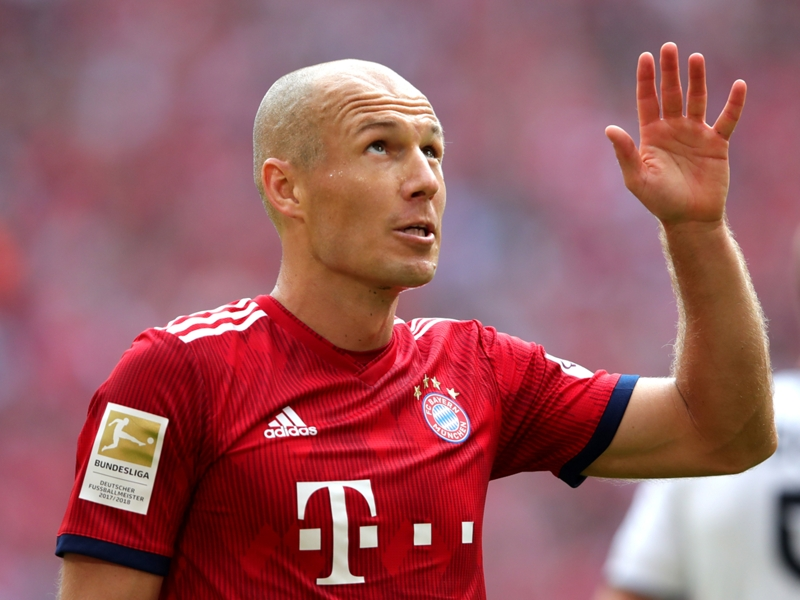 Hungry Robben wants Bayern to learn from mistakes in quest for second Champions League trophy