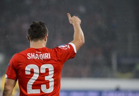 Bayern open to Shaqiri exit