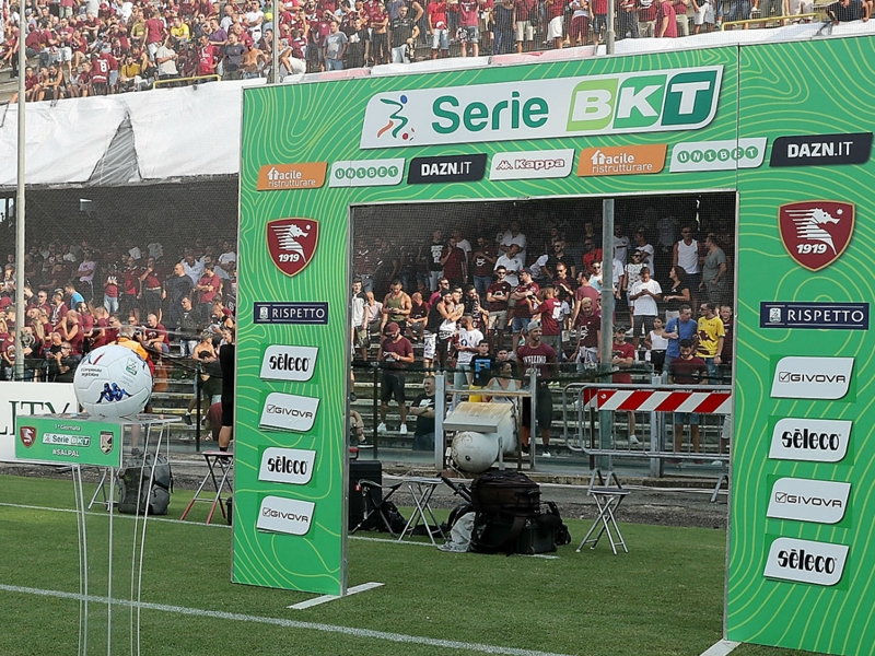 Serie B suspended after Pro Vercelli win appeal