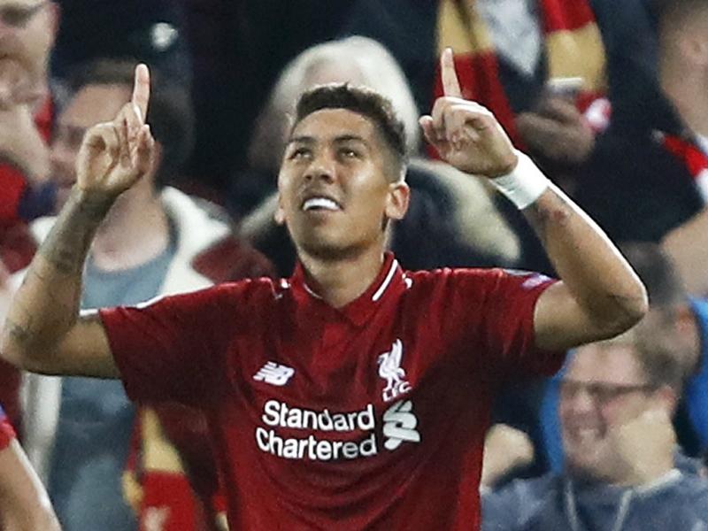 Liverpool 3 Paris Saint-Germain 2: Firmino strikes late as Reds edge five-goal thriller