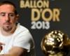 """Ribery: """"El Balón de Oro es todo política"""""""